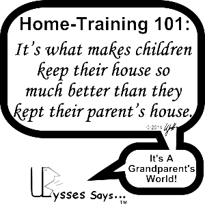 Home-Training 101
