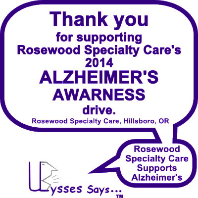 Rosewood Thanks Supporters